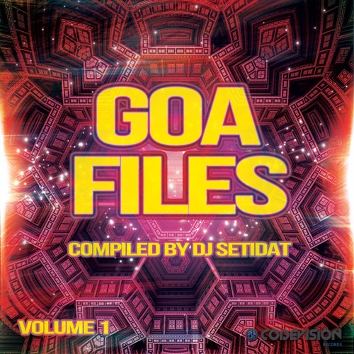 VA) Goa Files Volume 1 - Compiled by DJ Setidat
