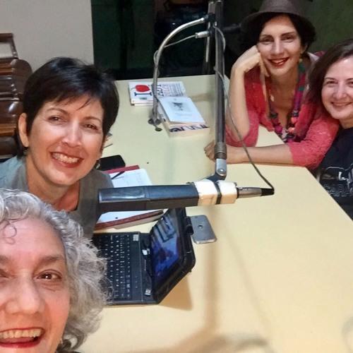 VUELTA Y VUELTA 1ra Pte  Faitha Nahmens, Inés Espinal y Ocarina Castillo conversan con Lena Yau