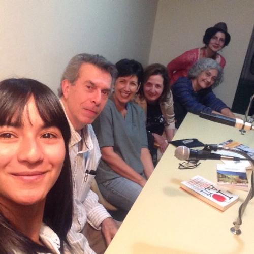 VUELTA Y VUELTA 2da Pte Faitha Nahmens, Inés Espinal y Ocarina Castillo conversan con Lena Yau