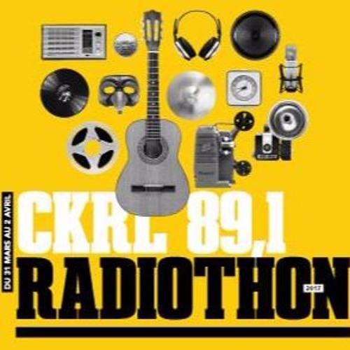 Radiothon 2017 - 1h avec Ghostly Kisses