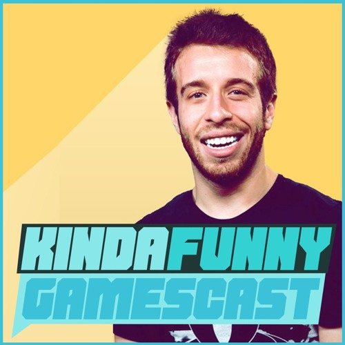 Andrew Goldfarb (Special Guest) - Kinda Funny Gamescast Ep. 115