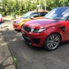 Range Rover Sport SVR 2017 – Its big and great technology for off-road.  But it goes like a racer