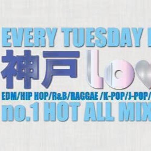 神戸LOVERS MIX #01【TOP40 - EDM】Mixed By DJ dOGG