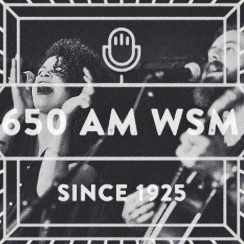 Live session on Nashvilles WSM 27/3/17 (Root 650 show w/ Charlie Mattos)