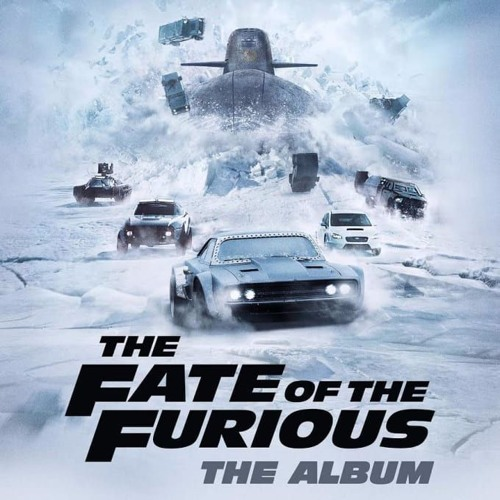 Pitbull & J Balvin - Hey Ma ft Camila Cabello (English Version | The Fate of the Furious: The Album)