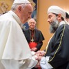 Leicester Imam Ibrahim Mogra talks about his meeting with the Pope