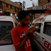 Terror, shipwreck, guns - 24 hours in a Karachi ambulance (live studio audience recording)