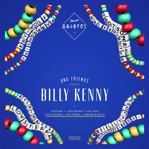 Billy Kenny & Friends EP