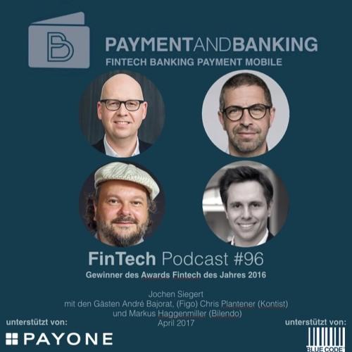FinTech Podcast #96: Gewinner FinTech des Jahres 2016