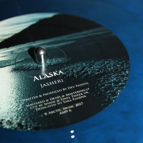 "Alaska - 'Jasheri' - (Arctic Music 12"" 009 Special Edition)"
