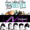 Gente De Zona - Si No Vuelves + CNCO Ft Yandel - Hey Dj! (Adri El Pipo & Dana Edit) Portada del disco