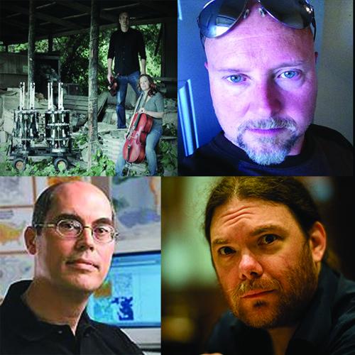 One Man Brand w Ewan Spence, Ponytrap, Stephen Worden Billy Perkins