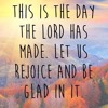 Psalm 118: This Is The Day