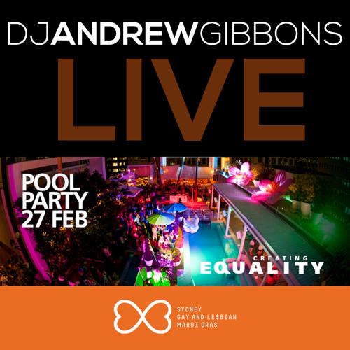 Live at Sydney Mardi Gras Pool Party 2017