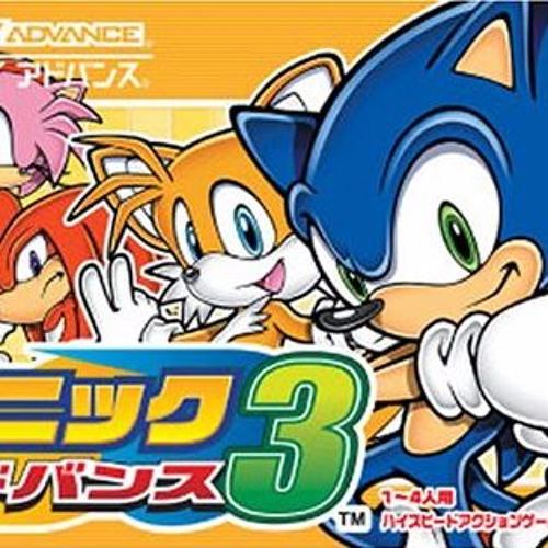 Sonic Advance 3 - Final Boss Theme (remix) by KingPaperBag