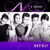 98 - Hey Dj Remix - CNCO Ft Yandel - Deejay Bato Portada del disco