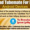 Download TubeMate For Lollipop Android Devices