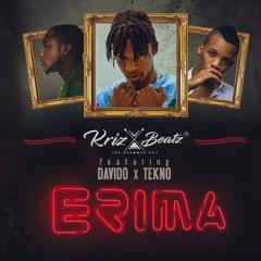 KrizBeatz - Erima Featuring Davido & Tekno