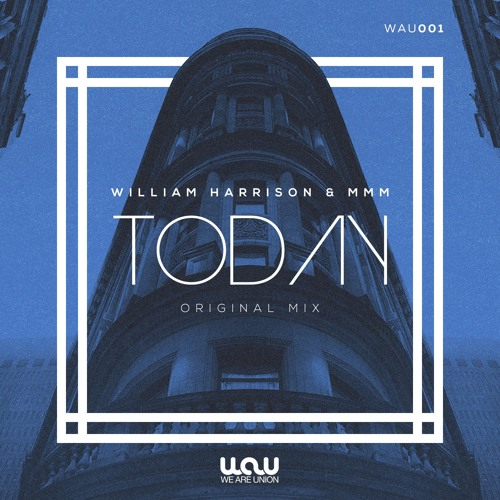 William Harrison & MMM - Today (Radio Mix)