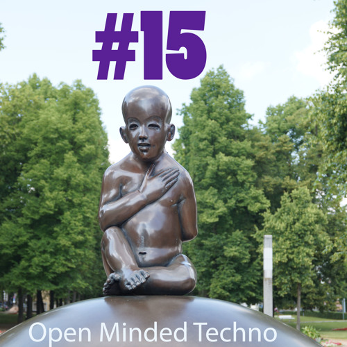 Open Minded Techno #15 08.04.2017