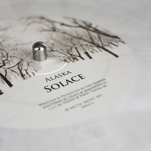 "Alaska - 'Solace' - (Arctic Music 12"" 010)"