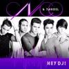 CNCO Ft. Yandel - Hey DJ (Dj Juanfe Remix 2017) Portada del disco