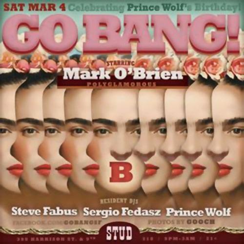 Mark O'Brien @ Go BANG! March 2017