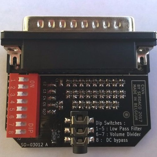 CVX4 MOD playback with FastTrackerII