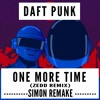Daft Punk - ONE MORE TIME (Zedd Remix) (SIMON  Remake) BUY=Download