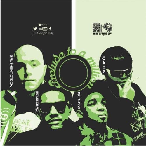 STRENF FILES MIX by P1 (Blok Club DJ's)