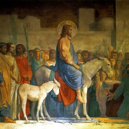 Who is This Guy?  (Palm Sunday 2017)