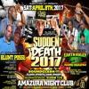 Sudden Death Clash 2017