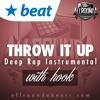 Instrumental w/hook - THROW IT UP - (Hook by Alicia Renee / Beat by Allrounda)