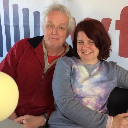 9ap2017 Hans Sakkers en Ariane Lafort