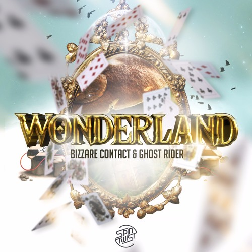 Bizzare Contact Vs Ghost Rider - Wonderland (OUT NOW)