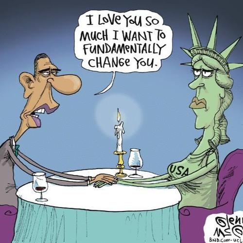 Epic Rap Battle (Obama vs. Lady Liberty) You Didn't Build That!