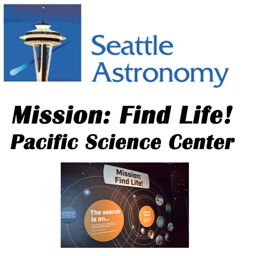 Mission: Find Life at PacSci