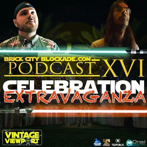 Brick City Blockade Podcast XVI