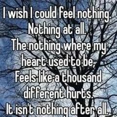 Feels Like I'm Feeling Nothing At All (Prod. Autonoma)
