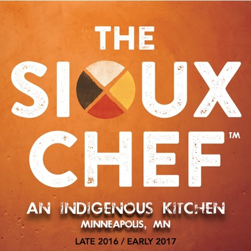 Episode 51 Sean Sherman, The Sioux Chef - Healing People & The Earth With Native American Cuisine