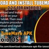 Download and install TubeMate apk 2.2.6 for Android?
