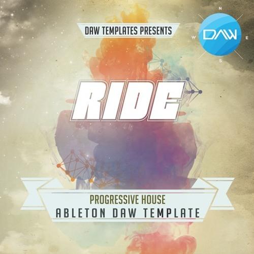Ride Ableton DAW Template