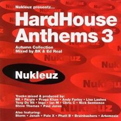 HardHouse Anthems 3 - BK