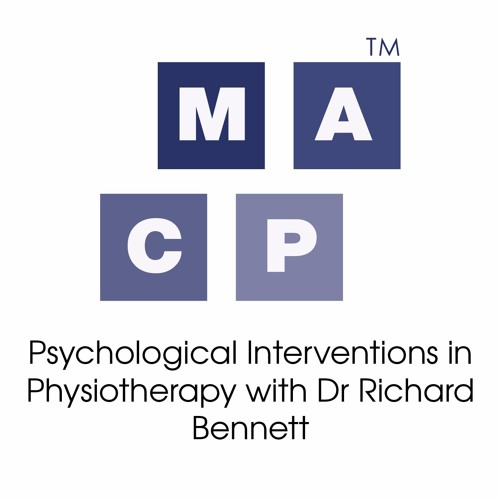 Psychological Interventions In Physiotherapy With Dr Richard Bennett