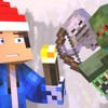 ♫12 Nights Of Survival - A Minecraft Christmas Song ♪