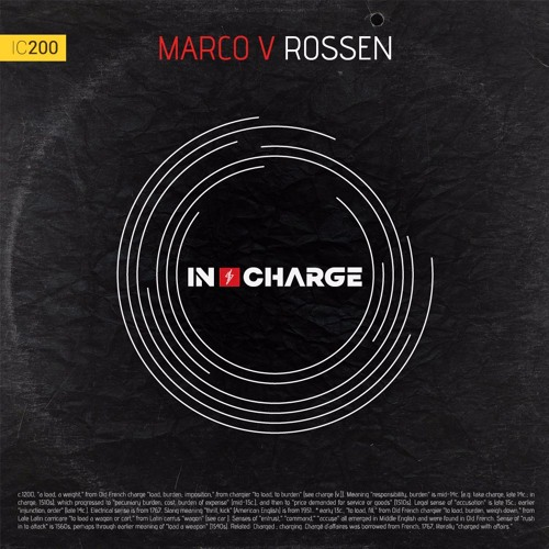 Marco V - Rossen (OUT NOW)