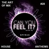 THE ART OF MIX #28 - Non stop dancing - House , Funky , Oldschool , Vocal classic hits