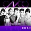 CNCO - Hey Dj - Miguel Vargas Remix Portada del disco