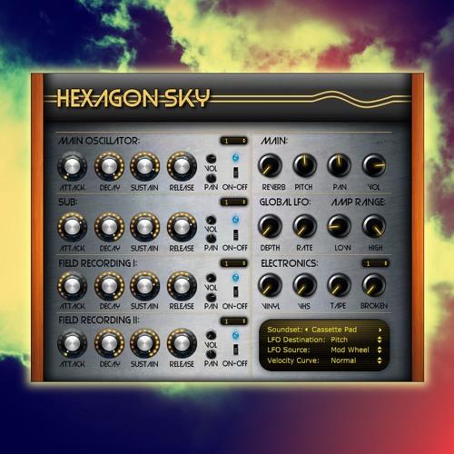 Hexagon Sky Demo 00