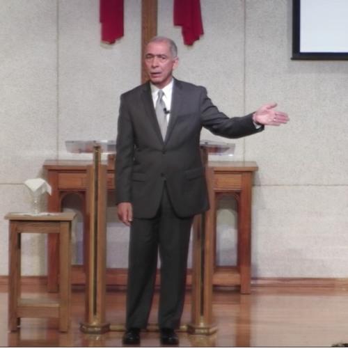 "Pastor Marc ""March Boldly"" Exodus 14 - 8"
